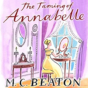 The Taming of Annabelle Hörbuch