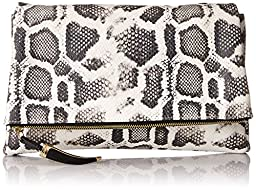 Vince Camuto Val Clutch, White, One Size