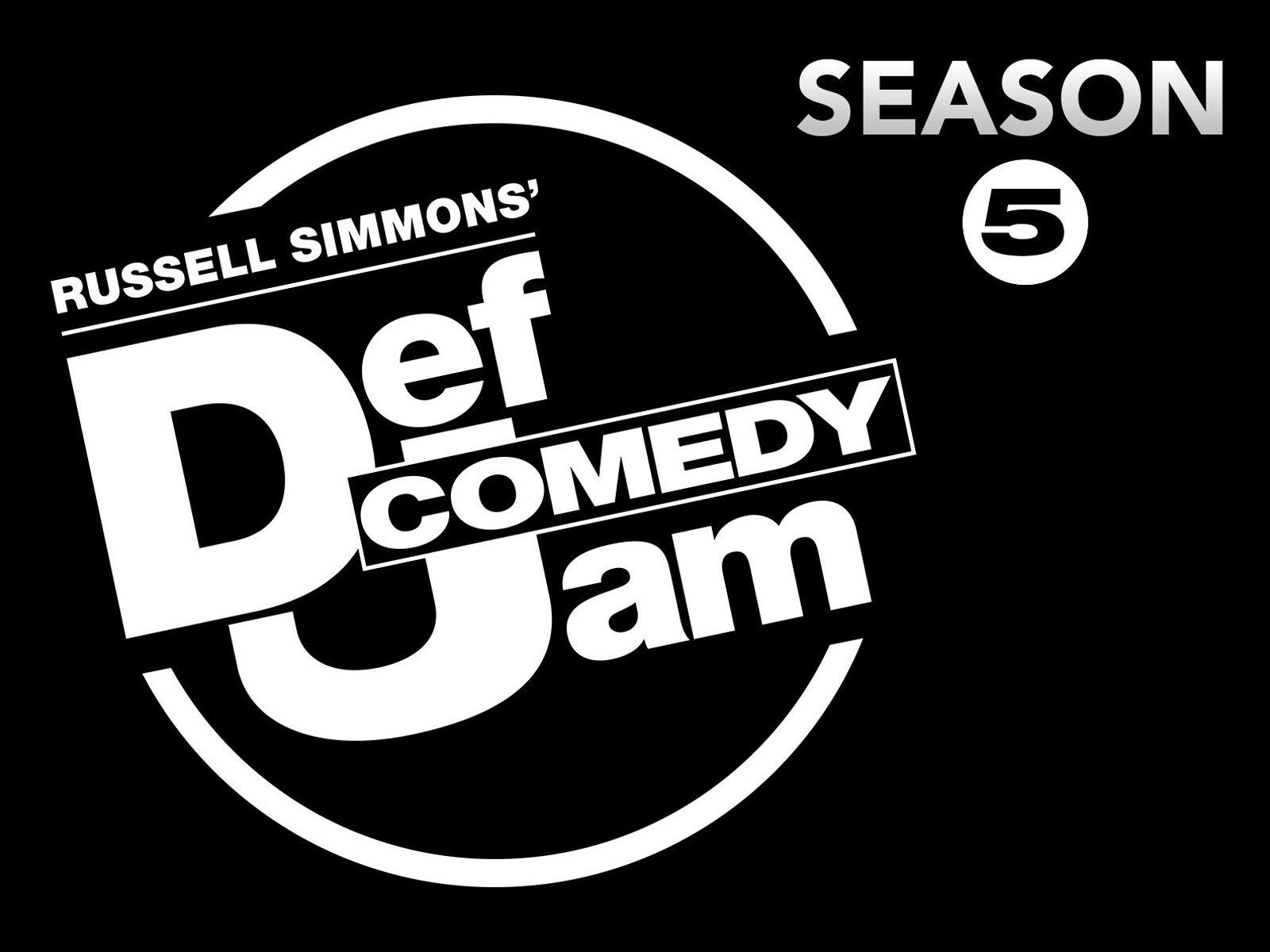 Def Comedy Jam on Amazon Prime Video UK