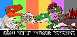 Dinosaur Math Tower Defense by IM Studio