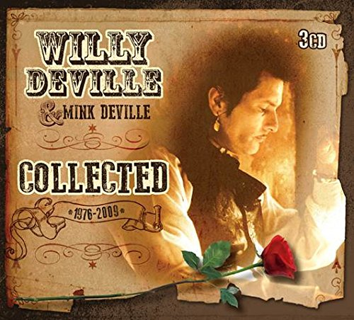 Willy And Mink Deville-Collected-3CD-2015-gnvr Download