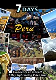 7 Days PERU [DVD] [NTSC]