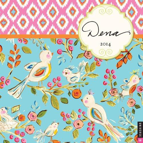 Dena 2014 Wall Calendar