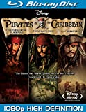 61iKm6r3n1L. SL160  Pirates of the Caribbean Trilogy [Blu ray]