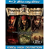Pirates of the Caribbean Trilogy [Blu-ray]by DVD