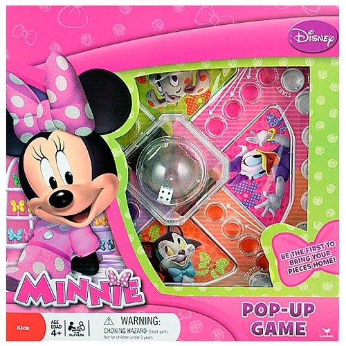 Game - Disney - Minnie Mouse - Pop Up front-970536