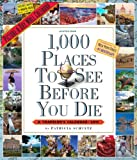 Workman Publishing 1,000 Places to See Before You Die 2015 Wall Calendar