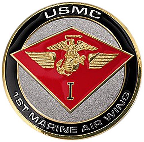 Northwest Territorial Mint 1st Marine Air Wing Coin