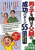 男の子を伸ばす父親の成功パターン55—パパの関わり方で子どもは変わる! (コツがわかる本!)