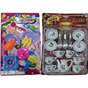 S S TRADERS - KITCHEN COOKING SET - KIDS ENJOY WITH COOKING - GOOD RETURN GIFT For KIDS- COMBO OFFER