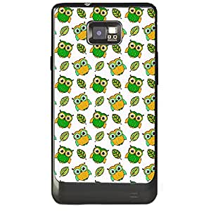 Skin4gadgets ANIMAL PATTERN 23 Phone Skin for SAMSUNG GALAXY S2 (I9100)