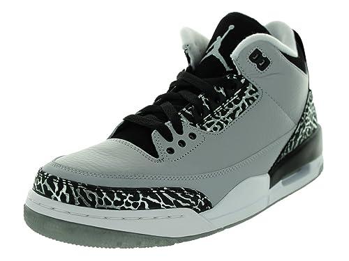 Nike Jordan Mens Retro Basketball Dp B0054ponok Jordan Retro 3