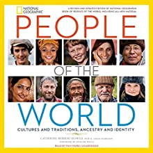 People of the World: Cultures and Traditions, Ancestry and Identity Audiobook by Catherine Herbert Howell Narrated by Pam Ward
