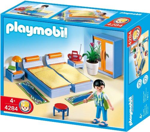 Playmobil 4284 jeu de construction chambre des parents playmobil