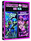 Monster High - Deux films : Les reines de la CRIM + Pourquoi les goules tombent amoureuses ?