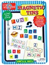 T.S. Shure Alphabet and Numbers Magnetic Tin Playset