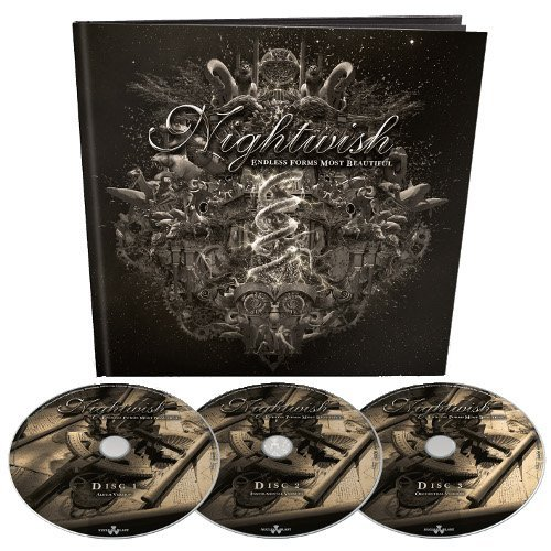 Endless Forms Most Beauti By Nightwish (2015-03-31)