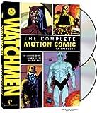 Watchmen: The Complete Motion Comics (Online Exclusive) [DVD] [2008]