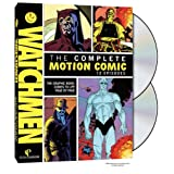 Watchmen: The Complete Motion Comics (Online Exclusive) [DVD] [2008]by Jake Strider Hughes
