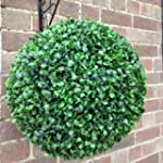 Artificial Light Green Buxus Ball 38cm