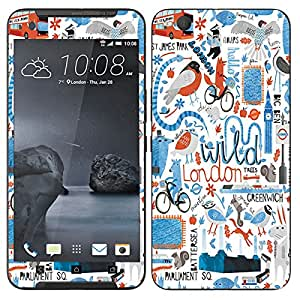 Theskinmantra Wild London mobile skin for HTC One X9