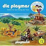 """Die Playmos - Folge 14: Gefahr f�r den K�nig der Tiere. H�rspiel.von """"Simon X. Rost"""""""