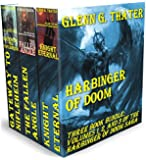 Harbinger of Doom ( Epic Fantasy Three Book Bundle) (English Edition)