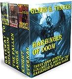 Harbinger of Doom ( Epic Fantasy Three Book Bundle) (English Edition)