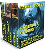 Harbinger of Doom ( Epic Fantasy Three Book Bundle)