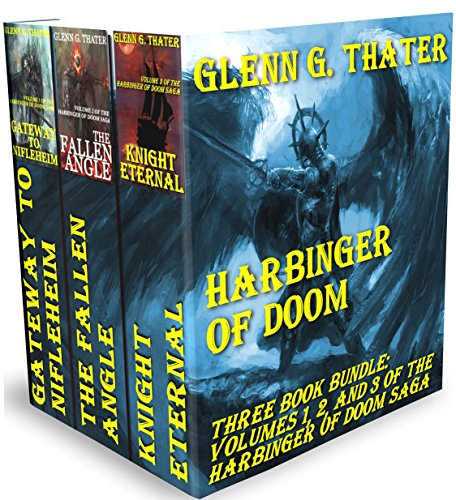 Harbinger of Doom ( Epic Fantasy Three Book Bundle) (Free Military Kindle Books compare prices)