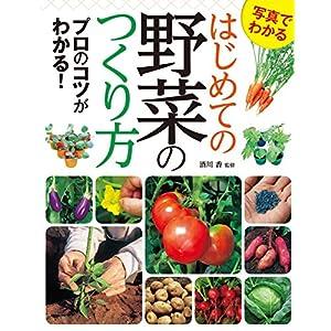 写真でわかる はじめての野菜のつくり方 プロのコツがわかる! Kindle版