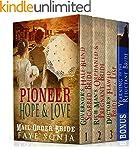 Mail Order Bride: Pioneer Hope & Love...