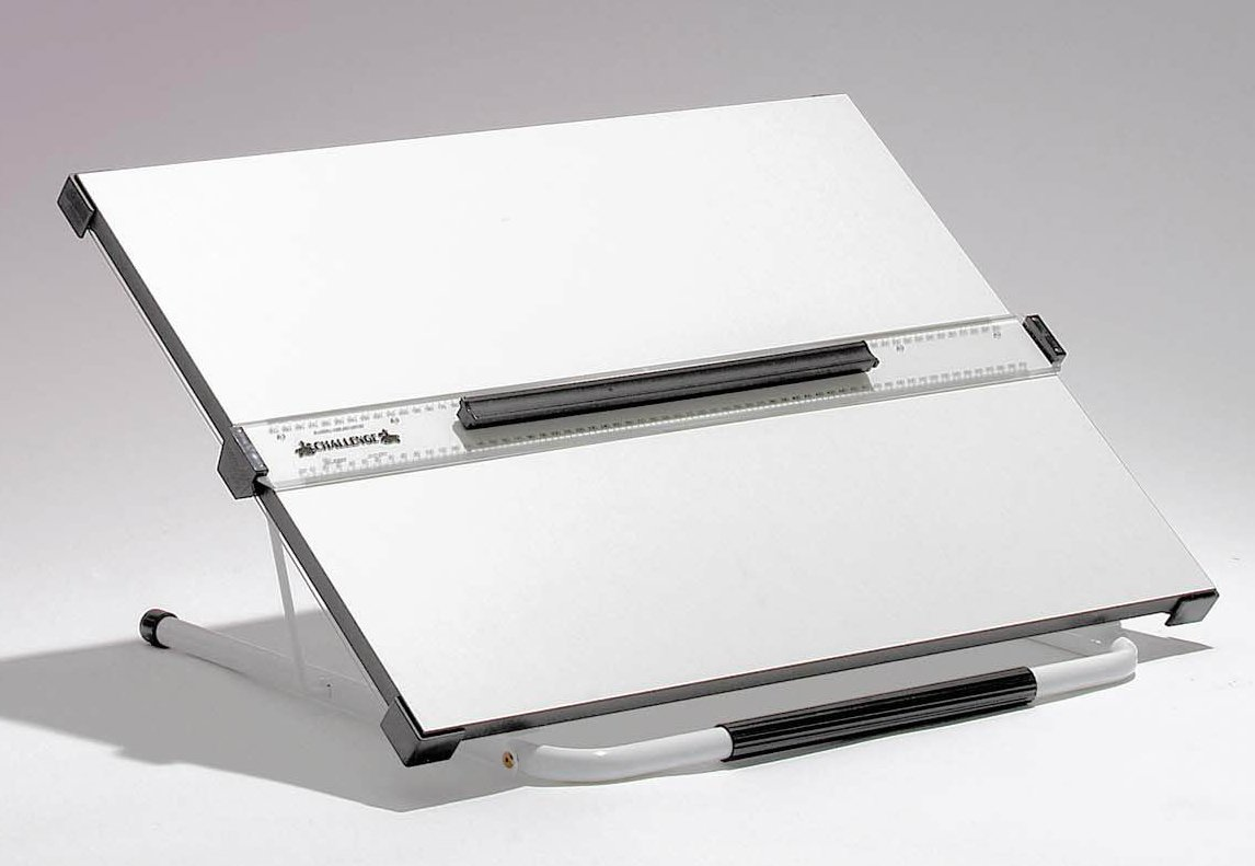 Blundell Harling A1 Challenge/Ferndown Drawing Board       Office Productsreviews