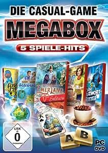 Die Casual-Game MegaBox: 5 Spiele-Hits