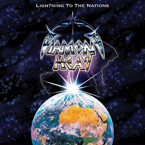 CD : DIAMOND HEAD - Lightning To The Nations: White Album (2 Discos)