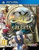 YS: Memories of Celceta (Playstation Vita) by NIS America