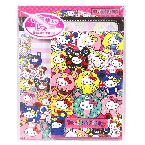 Hello Kitty so letter / manmaru bears (set)