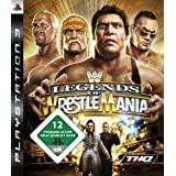 "WWE - Legends of Wrestlemaniavon ""THQ Entertainment GmbH"""