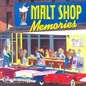 Malt Shop Memories Amazon Com Music