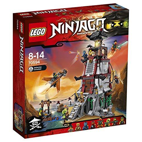 LEGO Ninjago 70594 - Set Costruzioni, Assedio al Faro