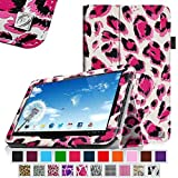 Fintie Premium PU Leather Case Cover for 10.1 Inch Android Tablet Inclu. Dragon Touch A1x Plus / 2016 Edition / A1x / A1/ A1X Plus II, iRULU eXpro X1s 10.1, Alldaymall A10x 10.1, Valuepad VP112 10, Tagital T10 10.1, Prontotec