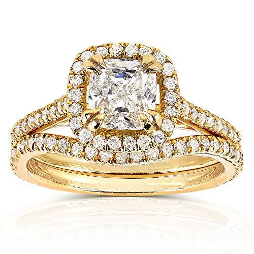 cushion-cut-diamond-halo-bridal-ring-set-1-3-5-carat-ctw-in-14k-yellow-gold-110