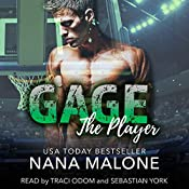 Gage: The Player, Book 6 | Nana Malone