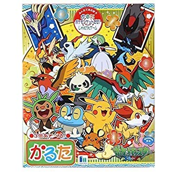 Showa Note pocket monster XY pokemon Karuta 668727002 Card Game