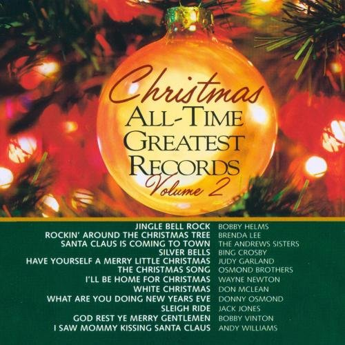 Brenda Lee - Christmas All-time Greatest Records, Volume 2 - Zortam Music