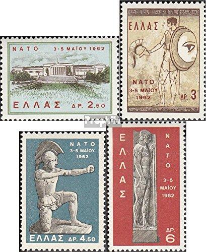 Griechenland 792-795 (kompl.Ausg.) postfrisch 1962 NATO (Briefmarken für Sammler)