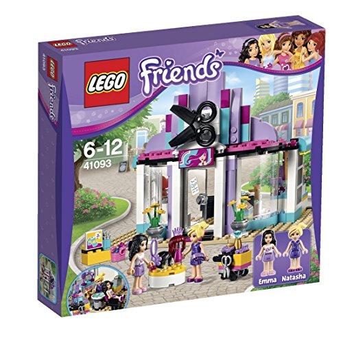 レゴ フレンズ ハートレイク ヘアサロン 41093