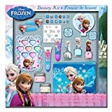 12-Piece Disney's Frozen Beauty Cosmetic Set for Kids - Frozen Beauty Play Kit for Kids