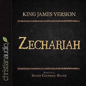 Holy Bible in Audio - King James Version: Zechariah Audiobook