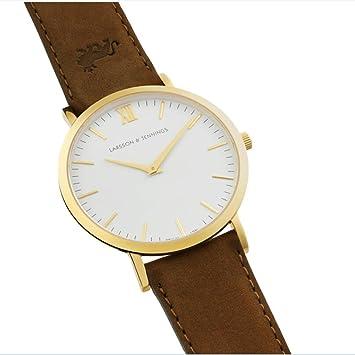 Amazon.com: Hot Brand Larsson Jennings Watch For Mens/Women High ...
